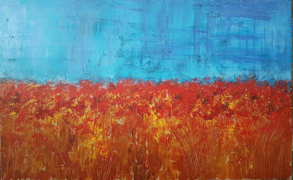 N°101 COQUELICOTS